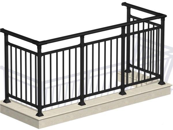 锌钢护栏-1001
